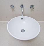 bowl shape hand wash basin poster
