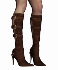 Legs-strapboots 2