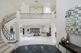 Luxury Mansion hallway