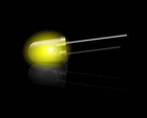 led giallo