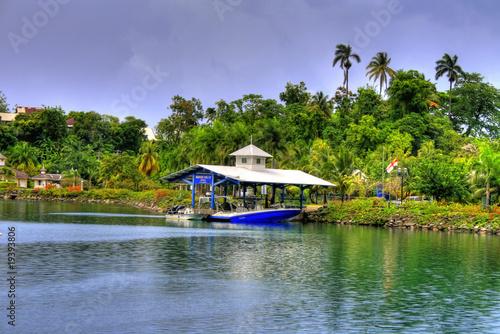 Poster Port Antonio - Jamaica / Carribean