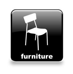 Button Furniture black