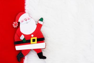 Santa Claus Border