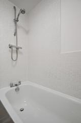 bathroom tub detail