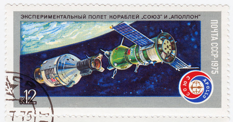experimental flight of Soyuz and Apollo
