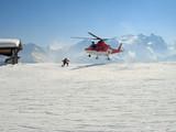 Retungsflugwacht im Berneroberland