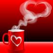 Quadro Valentine love's cup