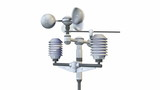 meteorological weatherstation - anemometer
