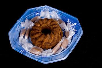 Yummy Holiday Cake