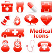 medical icon - vector illustration