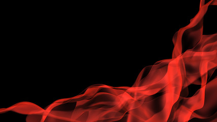 Red Smoke, Horizontal