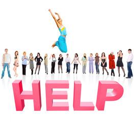 Isolated group needs help