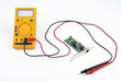 Multimeter and circuit board