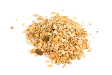 heap of delicious healthy muesli