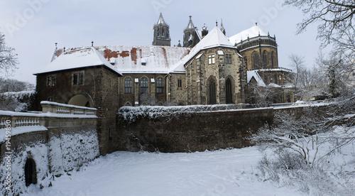 Der Dom in Magdeburg - Remptergang