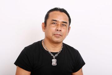 Thai man.