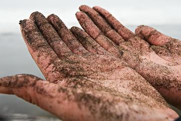 Sandy Hands