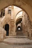 Ancient Alley in Jewish Quarter, Jerusalem - 19475625