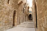 Ancient Alley in Jewish Quarter, Jerusalem - 19475687