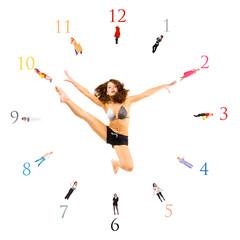 clockwork woman