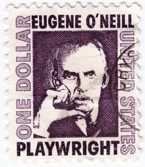 Eugene Gladstone O'Neill - great American playwright