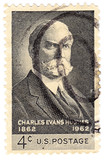 Charles Evans Hughes Sr  was a lawyer and politican poster
