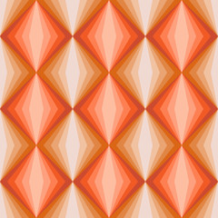 seamless retro square pattern