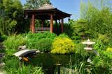 Fototapety Beautiful Japanese Garden