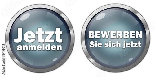 """Icons/Button """"Jetzt anmelden/Bewerben Sie sich jetzt"""""""
