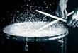 Drum, hand and sticks - 19501866