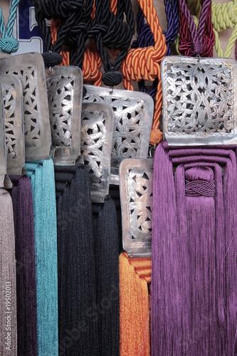 attache rideau de leila photo libre de droits 19502013. Black Bedroom Furniture Sets. Home Design Ideas