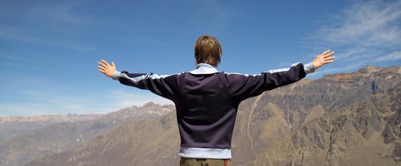 Freiheit bis zum Horizont