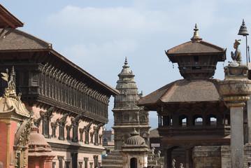 Durbar Square in Bhaktapur,Nepal