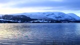 ullswater in the lake district uk