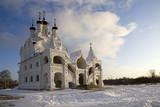 Fototapete Weihnachten - Kirche - Andere Objekte