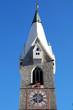 Bressanone, particolare del campanile del Duomo