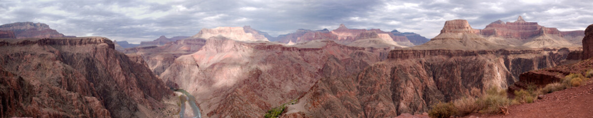 Grand Canyon Trekking