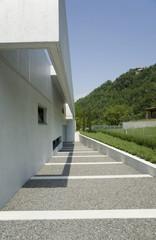 modern house, detail