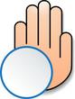 Hand Message