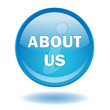"""ABOUT US"" round web button (vector - business - website)"