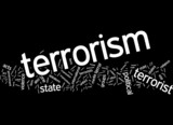 Terrorism (Abstract Text Wallpaper)