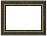 Illustration of a framework for Photographs or paintings