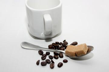 sucre et café