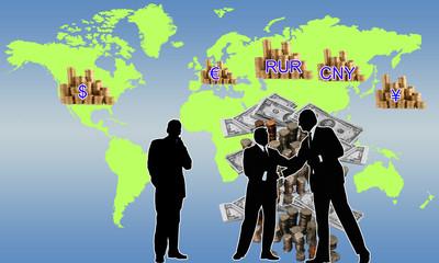 Finanzen Währung Wechselkurs