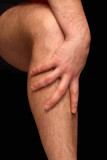 Calf pain poster
