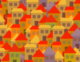 Townscape poster