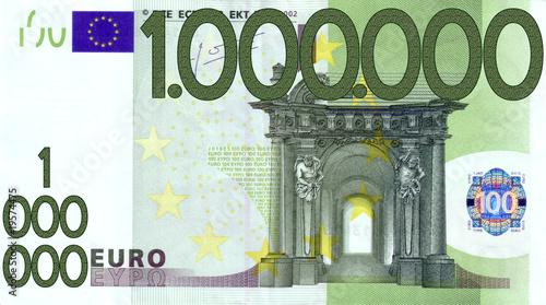 100000 Euro Million von Deminos, lizenzfreies Foto #19574475 auf ...