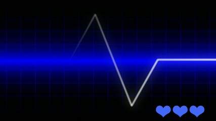 heart ekg pulse