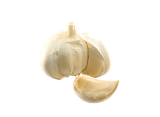 Isolated garlic