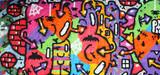 Fototapety Graffiti wall